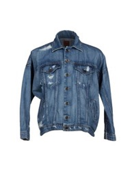 Joe's Jeans Denim Outerwear Blue
