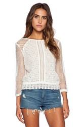 Heartloom Vesey Top White