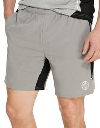 Polo Ralph Lauren Lined Athletic Shorts Grey