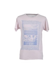 Quality Peoples Short Sleeve T Shirts Pink