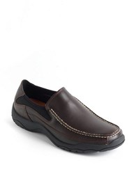 Timberland Mt. Kisco Leather Loafers Brown