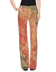 Roberto Cavalli Trousers Casual Trousers Women Coral