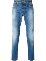 Closed Stonewashed Jeans Blue