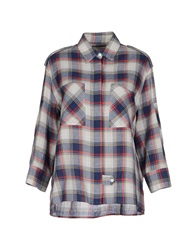 Boy By Band Of Outsiders Shirts Dark Blue