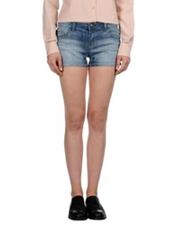 William Rast Denim Shorts Blue