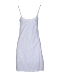 Ltb Short Dresses White