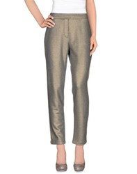8Pm Trousers Casual Trousers Women Grey