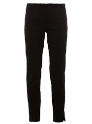 Uma Wang Relaxed Fit Trousers Black