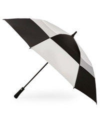 Totes Auto Golf Sized Canopy Umbrella Black