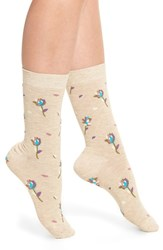 Happy Socks Women's Rose Crew