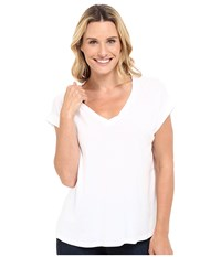 The Beginning Of Hoshan Loose Fit Tee White Women's T Shirt