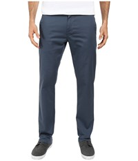 Volcom Frickin Modern Stretch Chino Airforce Blue Men's Casual Pants