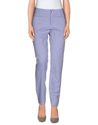 Xandres Trousers Casual Trousers Women Lilac