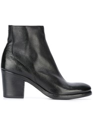 Pantanetti Ankle Boots Black