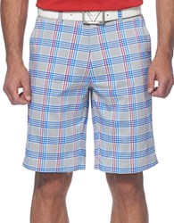 Callaway Golf Performance Plaid Tech Shorts