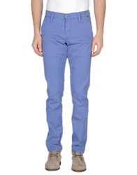 Chiribiri Casual Pants Pastel Blue
