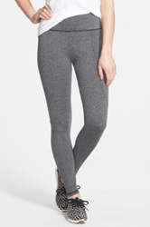 Nydj 'City Sport' Fit Solution Leggings Gray