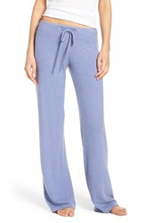 Make Model Women's 'Best Boyfriend' Brushed Hacci Lounge Pants Blue Marlin