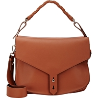 Thakoon Hudson Saddle Bag Beige Tan