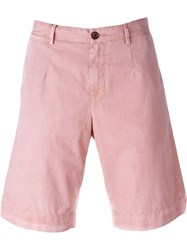 Dolce And Gabbana Deck Shorts Pink And Purple