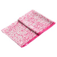 Joules Wensley Ditsy Print Scarf True Pink White