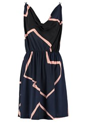 Stine Goya Inez Summer Dress Night Dark Blue