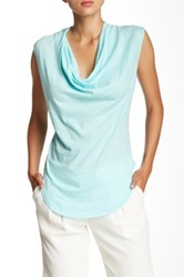 Bobi Cowl Neck Tank Multi