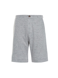 Oliver Spencer Calcot Cotton Blend Jersey Shorts