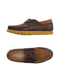 Barracuda Footwear Moccasins Men Cocoa
