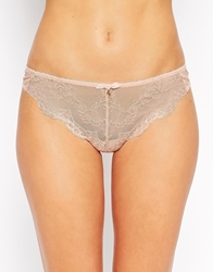 Gossard Limited Edition Superboost Lace Thong Blush