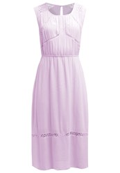 Mintandberry Summer Dress Lilac