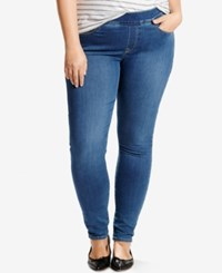 Levi's Plus Size Pull On Skinny Jeggings Potrero