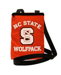 Little Earth North Carolina State Wolfpack Gameday Crossbody Bag Team Color
