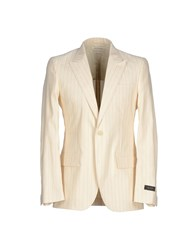 Marc Jacobs Suits And Jackets Blazers Men Ivory