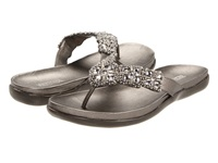 Kenneth Cole Reaction Glam Athon Pewter Women's Sandals