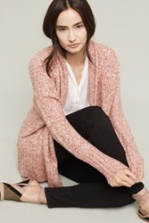 Anthropologie Chauvet Cardigan Rose