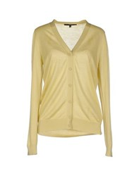 Gucci Knitwear Cardigans Women Acid Green