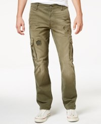 Lrg Men's Big And Tall Surplus Cargo Pants Olive Drab