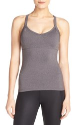 Alo Yoga Women's 'Reflection' Tank Stormy Heather