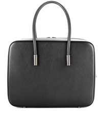 Tom Ford Ava Leather Tote Black