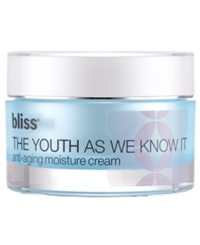 Bliss The Youth As We Know It Moisturizer No Color