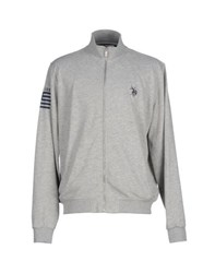 U.S. Polo Assn. U.S.Polo Assn. Topwear Sweatshirts Men Grey