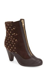 Women's Poetic Licence 'Sands Of Time' Ankle Boot Brown Suede