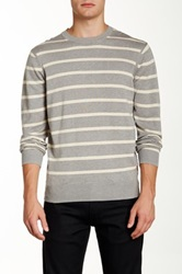 Ben Sherman Crew Neck Sweater Gray