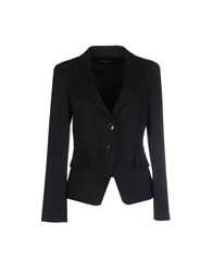 Emporio Armani Suits And Jackets Blazers Women Black