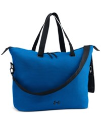 Under Armour Storm On The Run Tote Ultra Blue Black