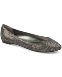 Carlos By Carlos Santana Serafina Studded Flats Women's Shoes Zinc
