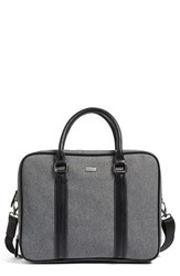 Ted Baker Men's London Carbon Briefcase