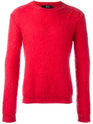 N 21 No21 Crew Neck Jumper Red