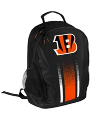 Forever Collectibles Cincinnati Bengals Prime Time Backpack Orange